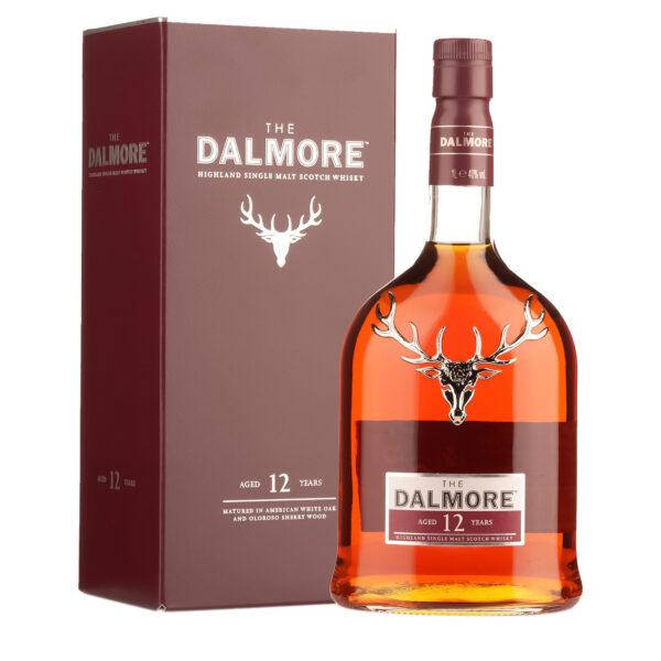 Dalmore 12 YO Whisky
