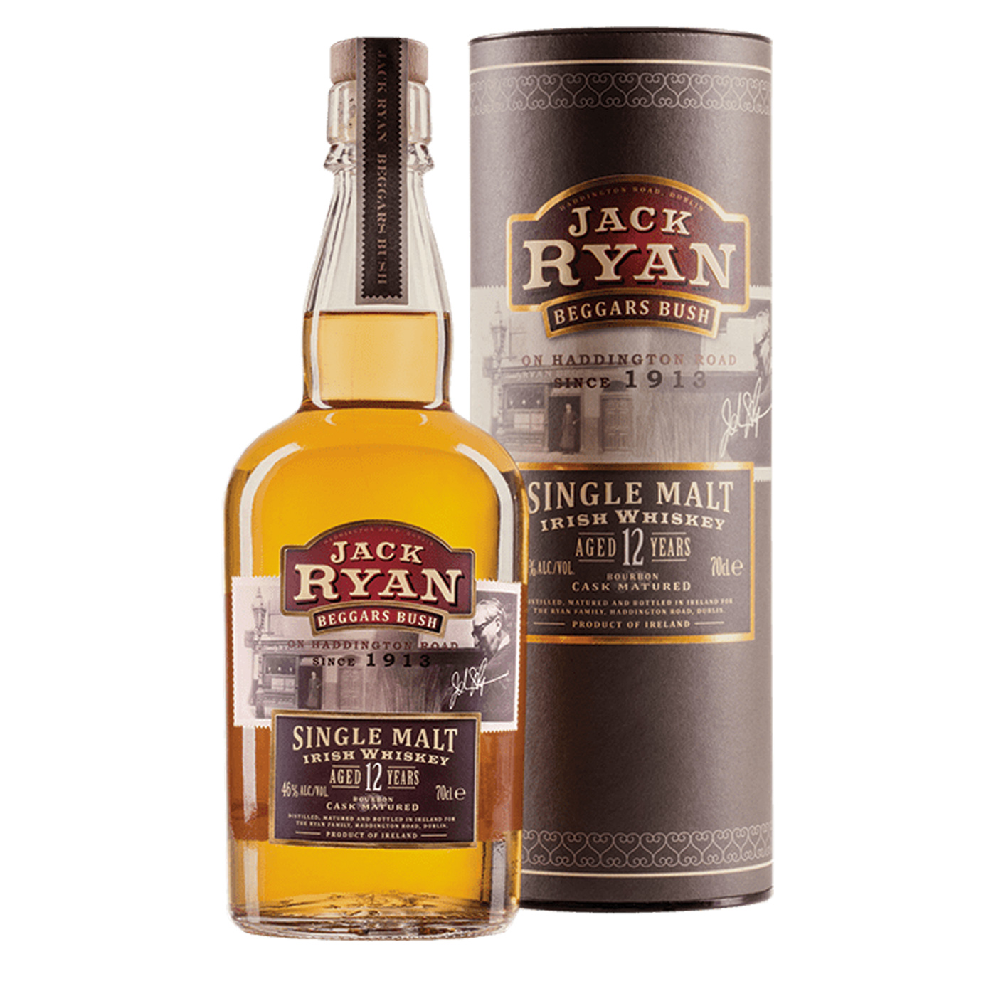 Jack Ryan 12 YO Whiskey