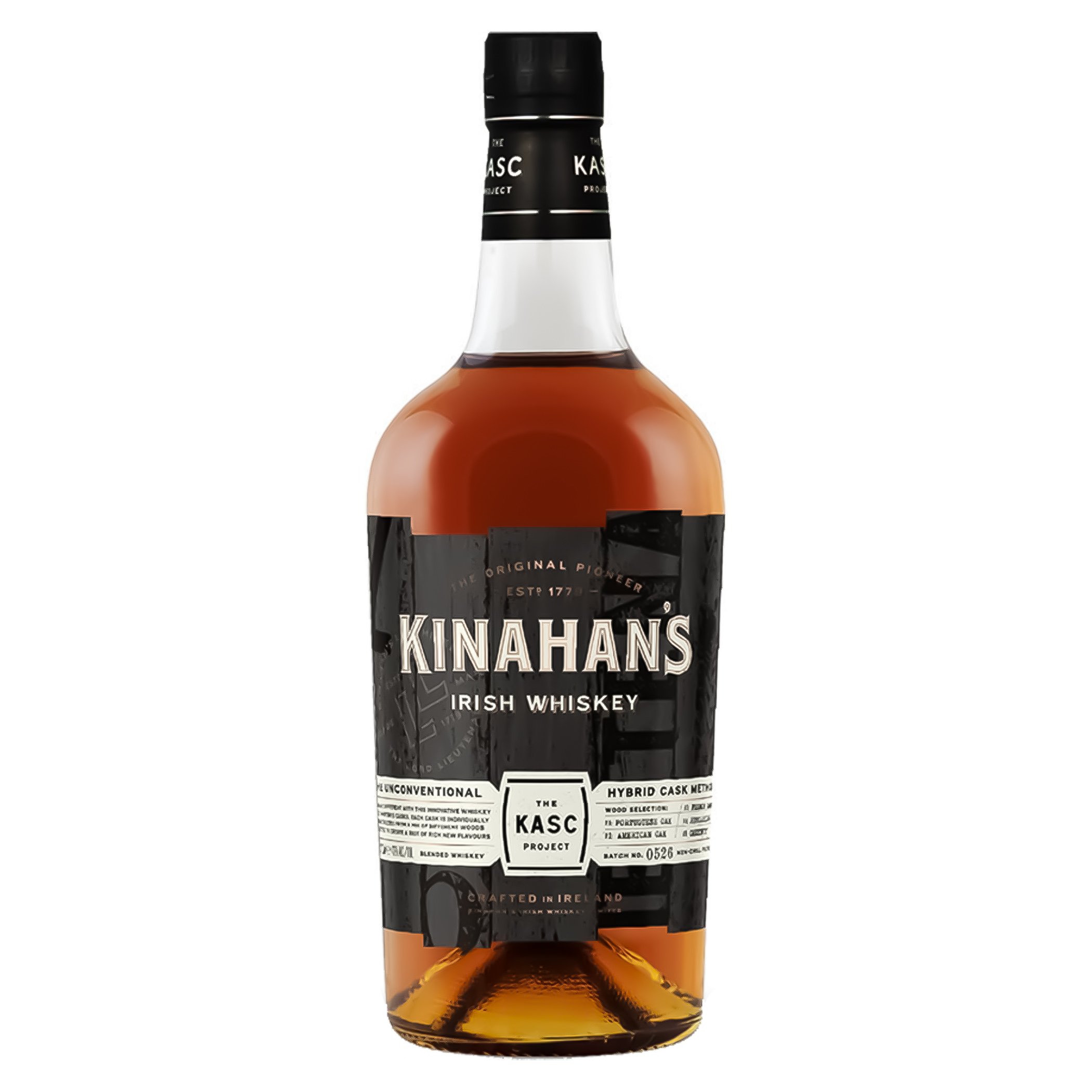 Kinahan's Kasc Irish Whiskey
