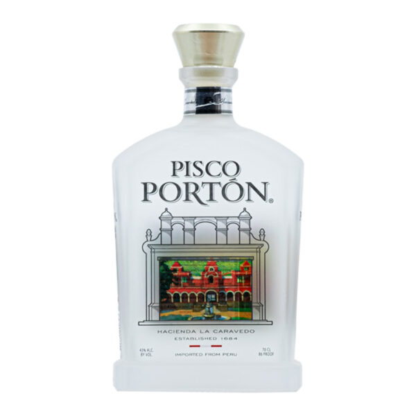 Pisco Porton Acholado