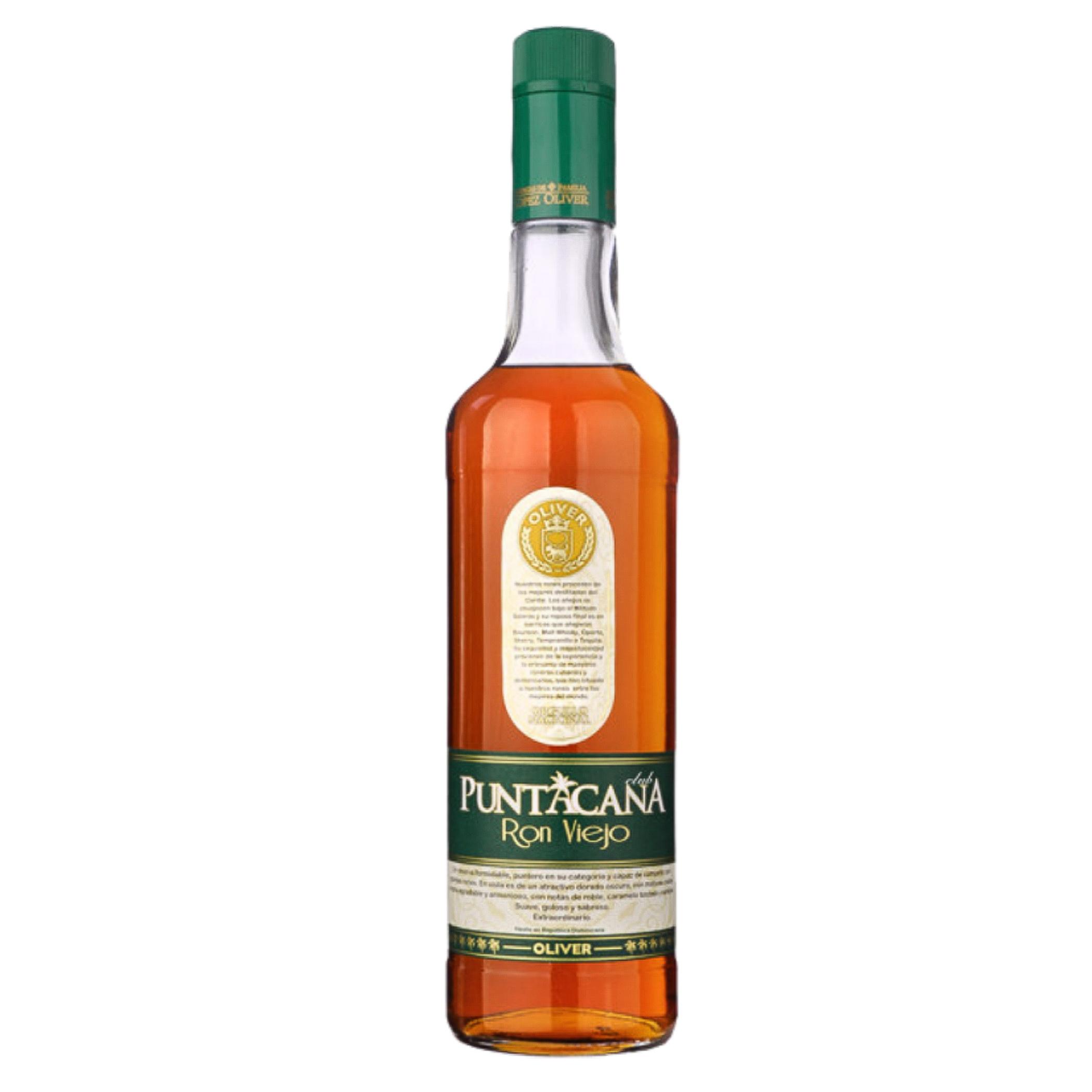 Punta Cana Ron Viejo Rum