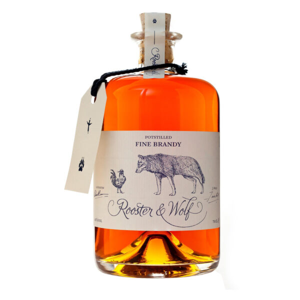 Rooster and Wolf Brandy