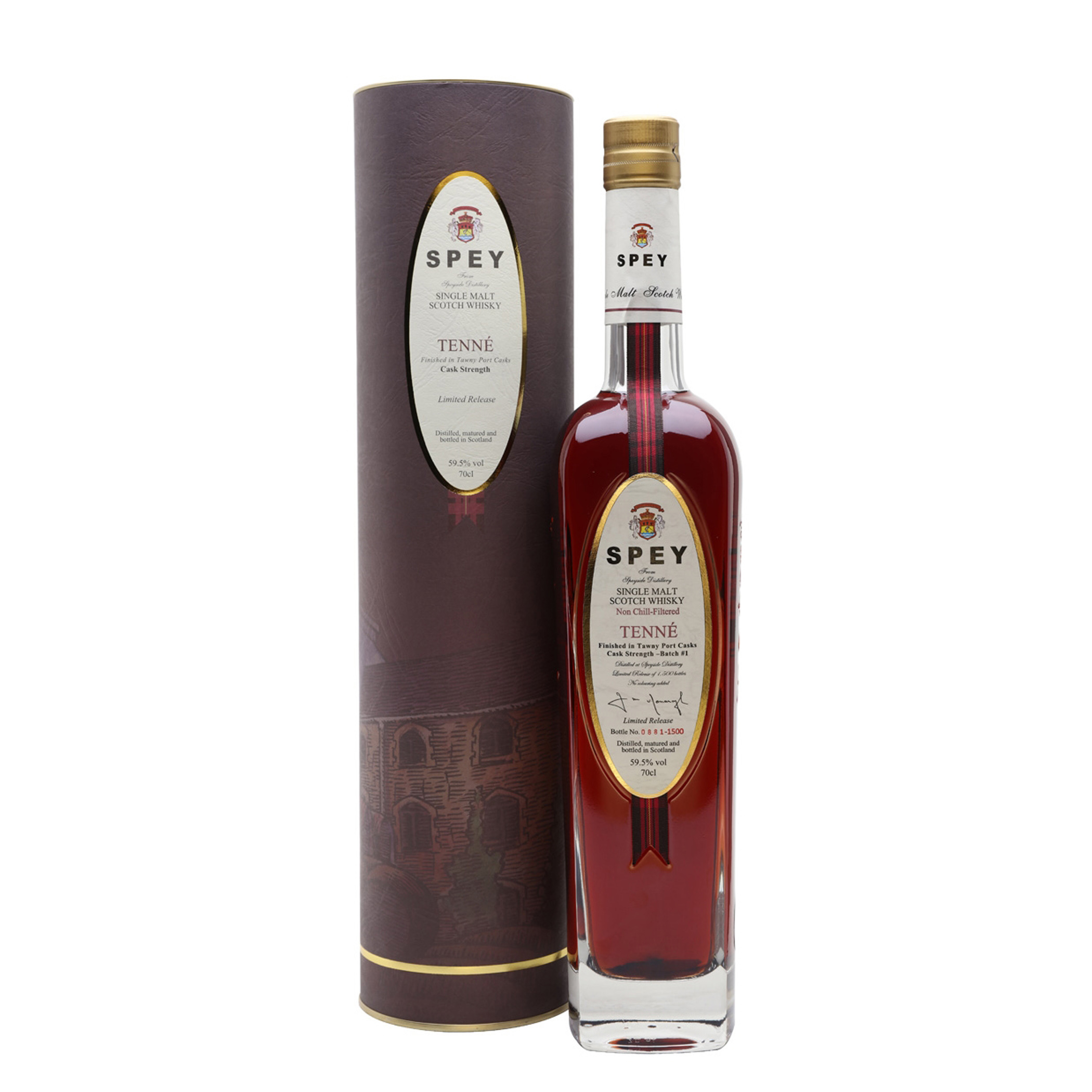 Spey Tenne Whisky