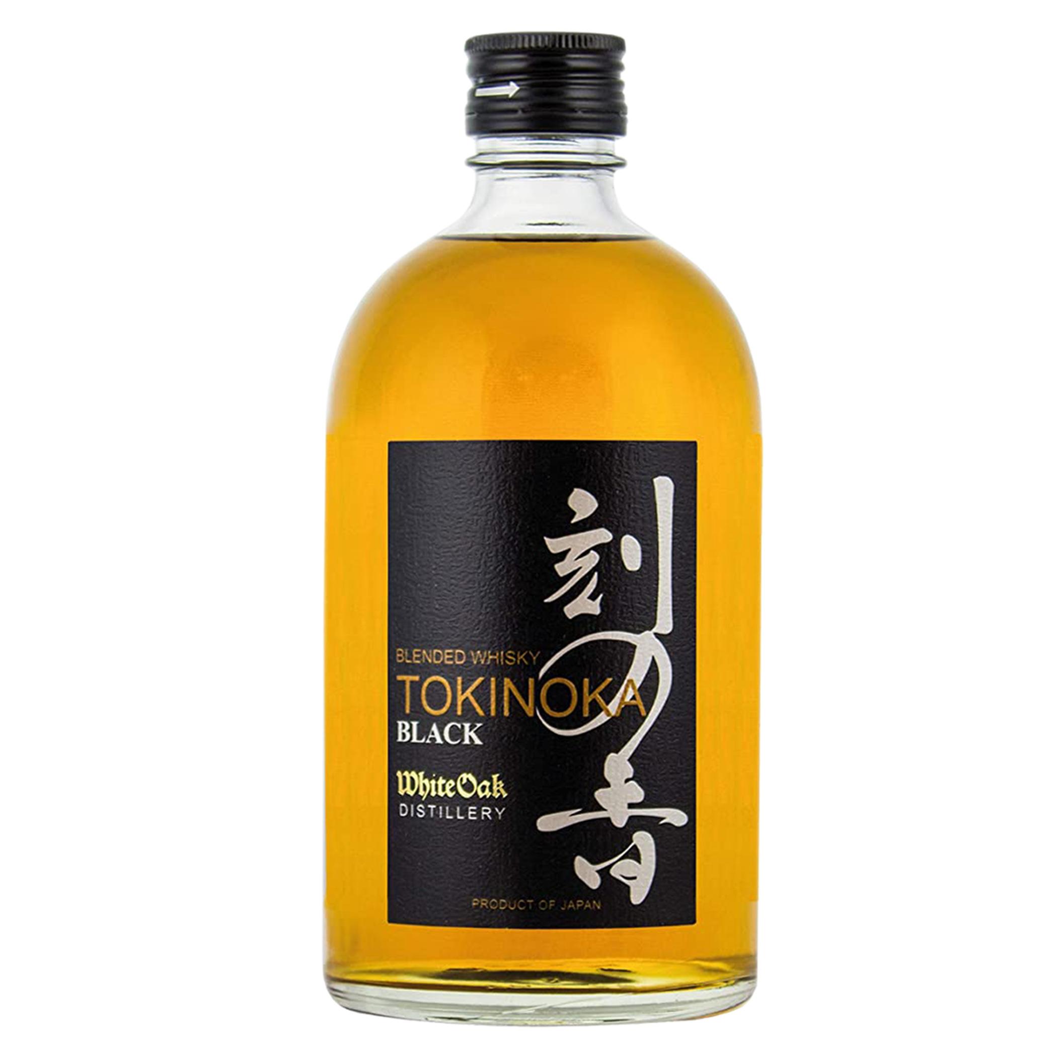 Tokinoka Black Japan Whisky