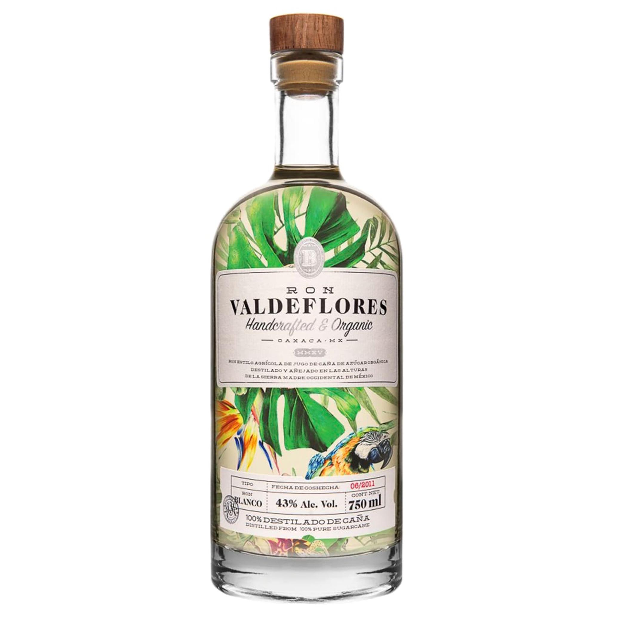 Ron Valdeflores Blanco Rum