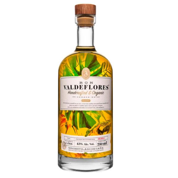Ron Valdeflores 3 Anos Rum