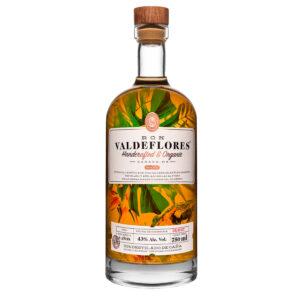 Ron Valdeflores 8 Anos Rum
