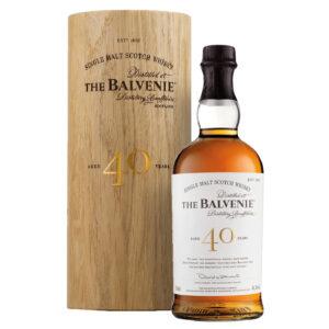 The Balvenie 40 YO