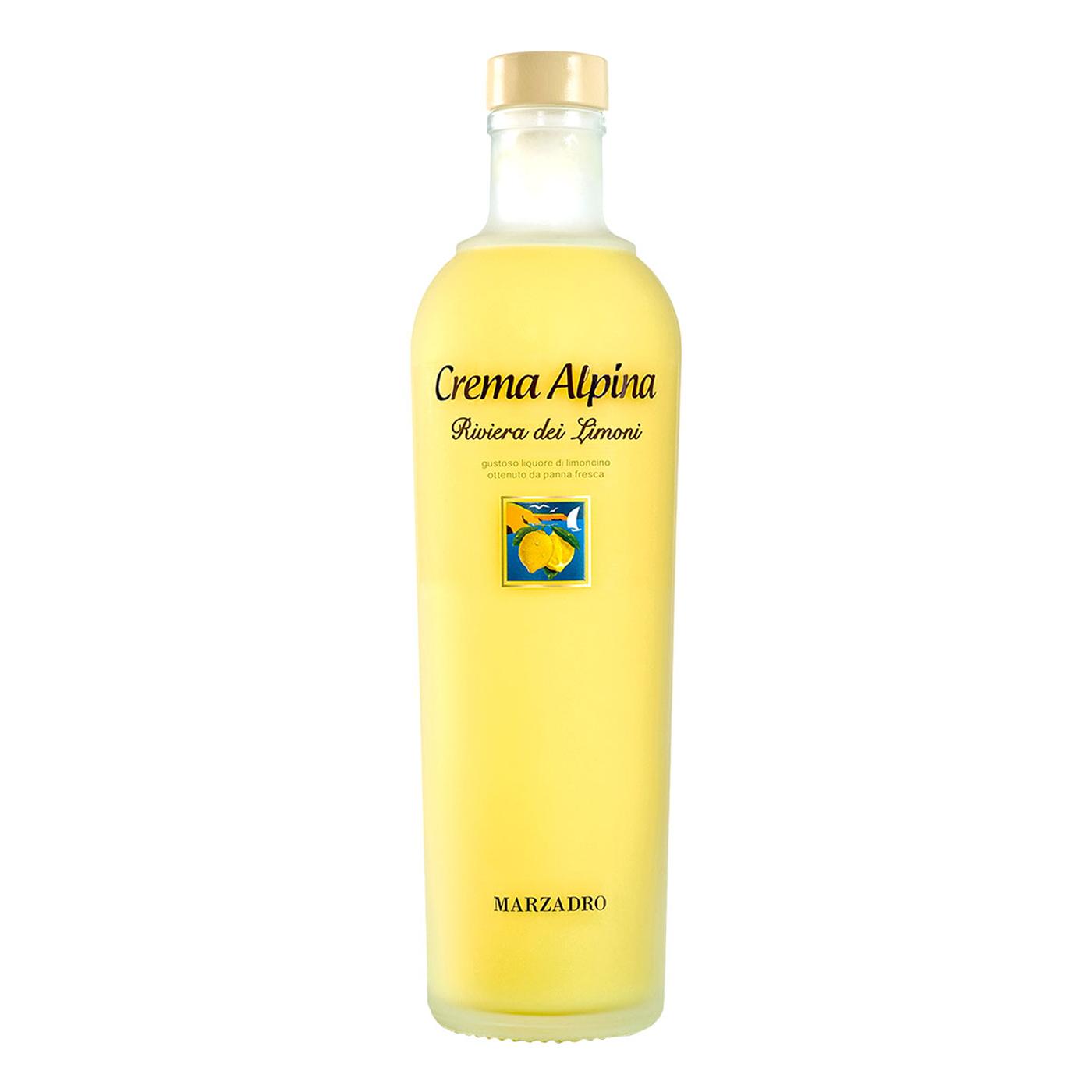 Crema Alpina Cytryna