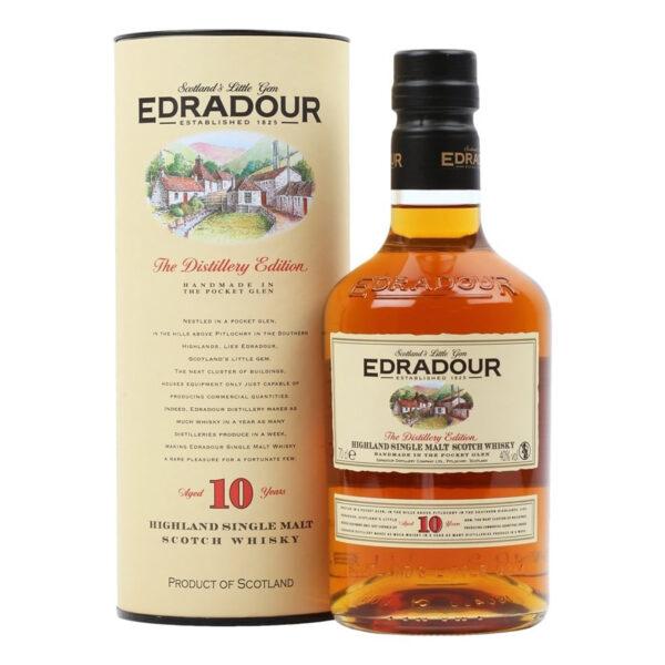 Edradour 10 YO Whisky