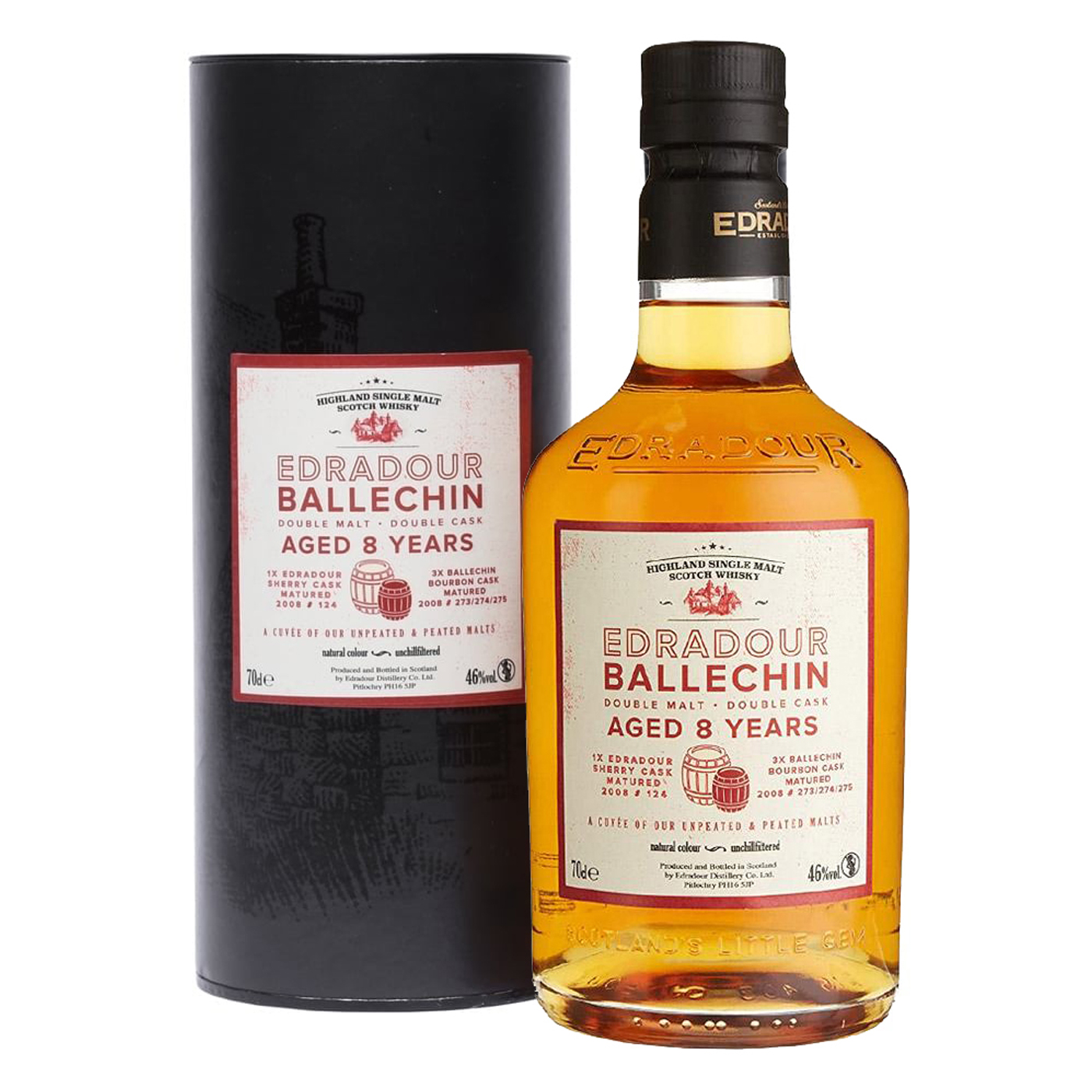Edradour Ballechin Whisky