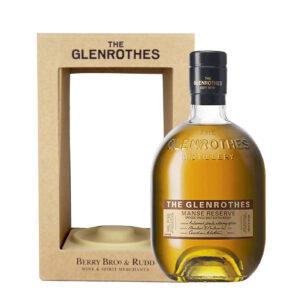 Glenrothes Manse Reserve Whisky
