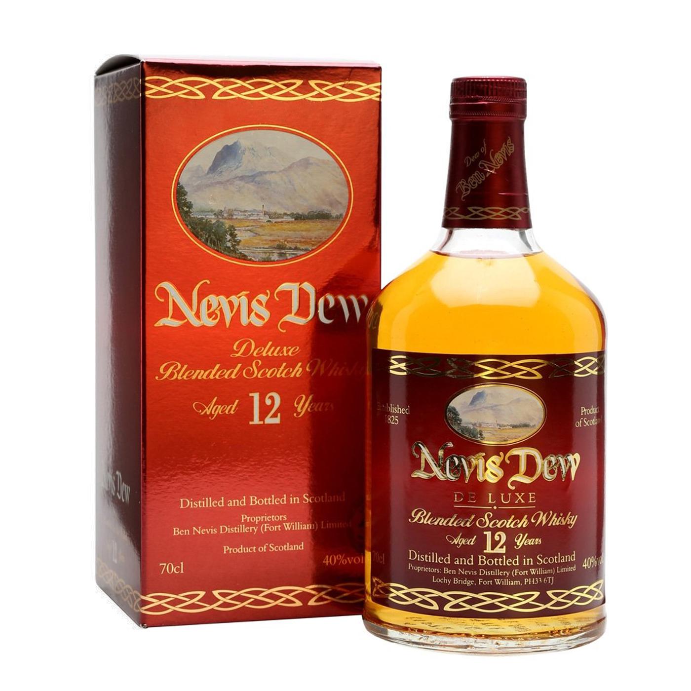 Nevis Dew 12 Whisky