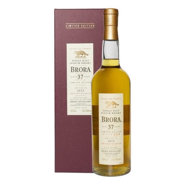 Brora 37 Whisky