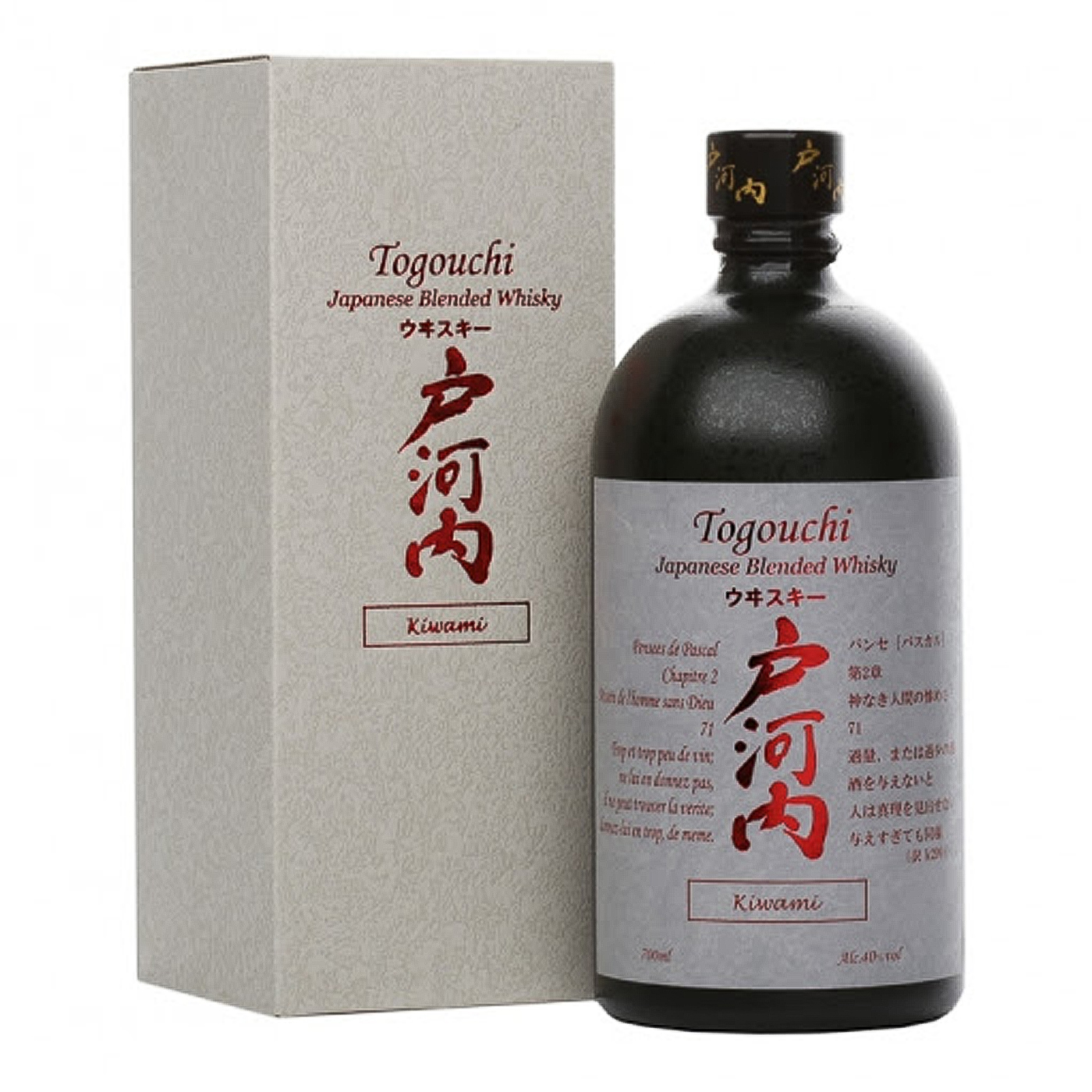 Togouchi Kiwami Japan Whisky