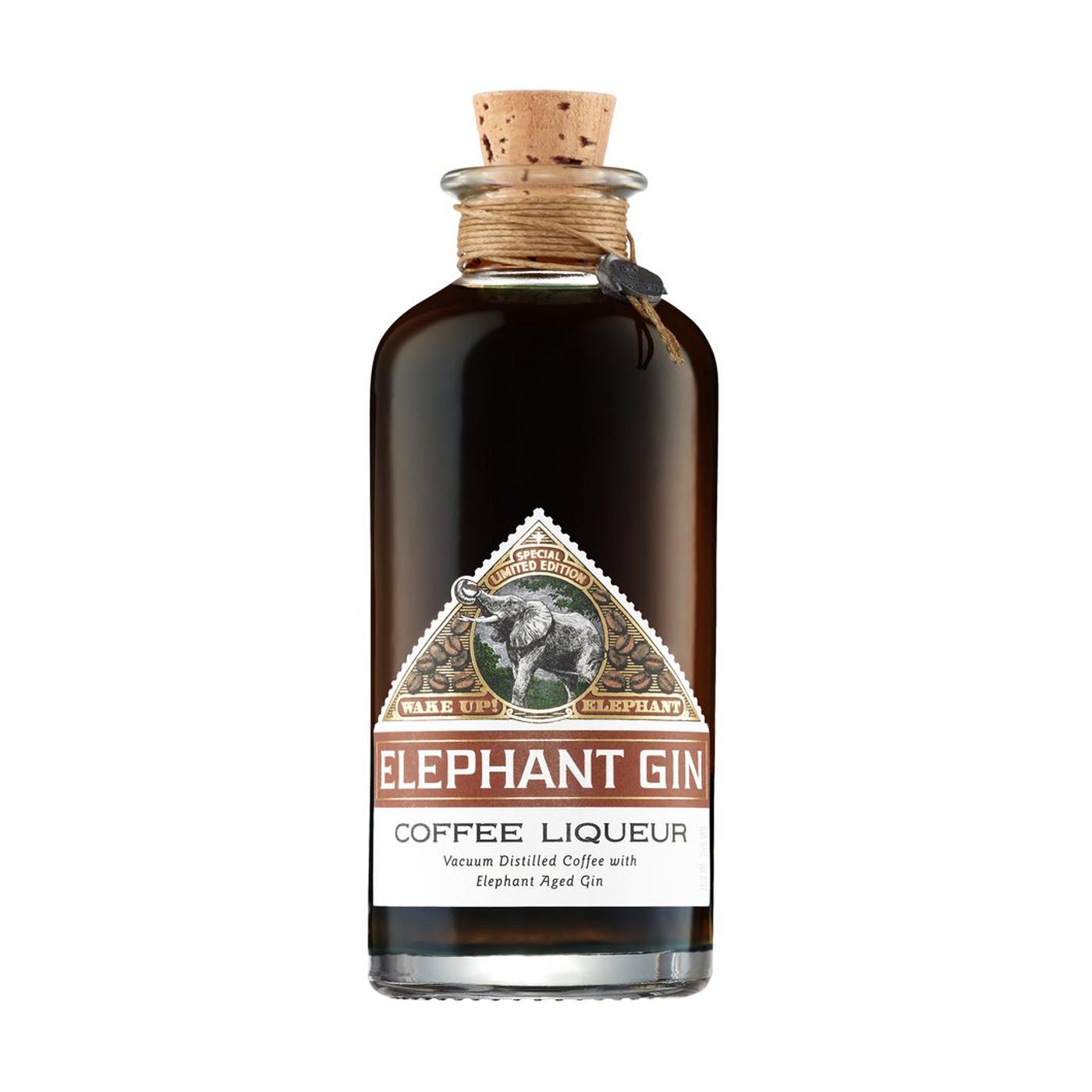 Elephant Gin Coffee Liqueur