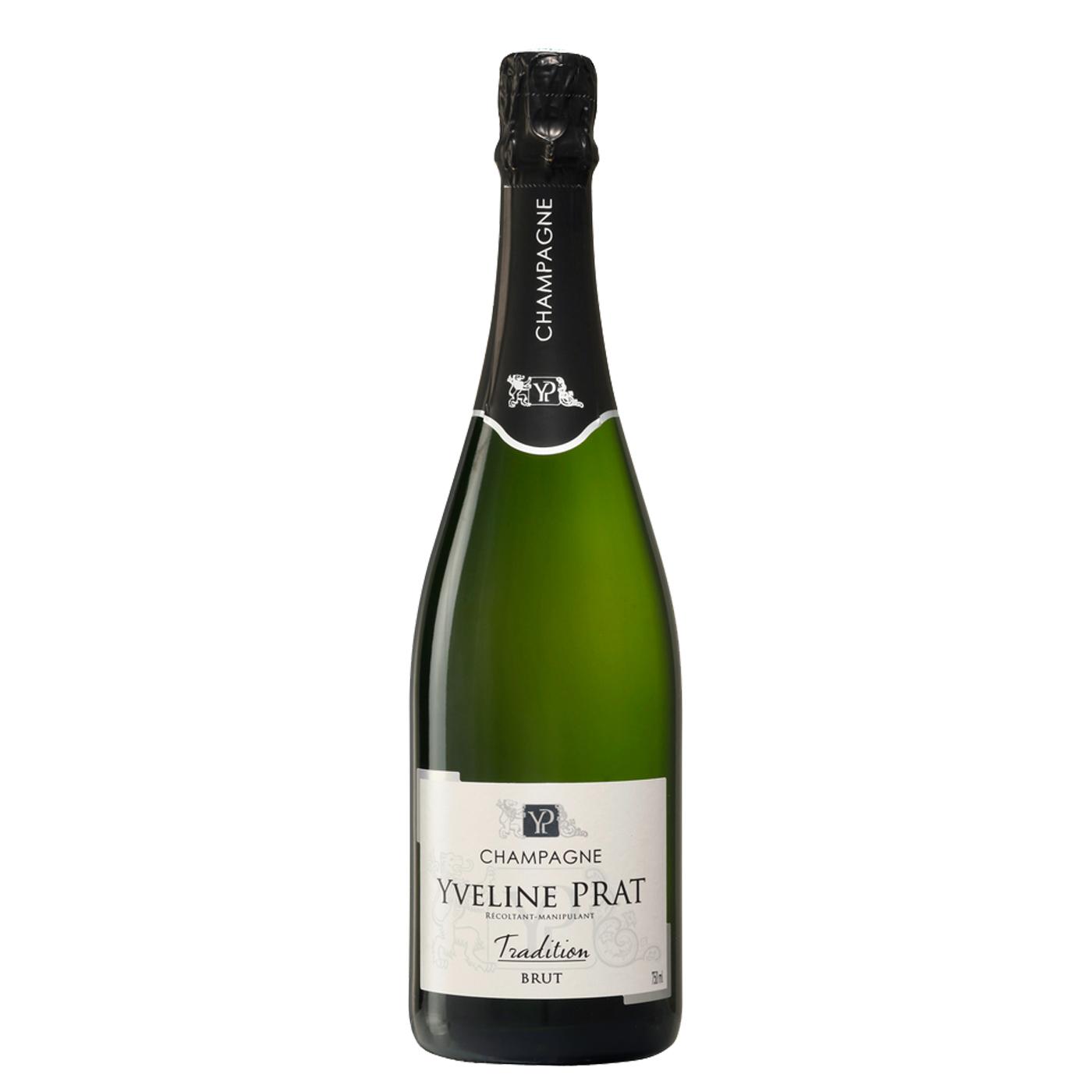 Champagne Yveline Prat Traditional Brut