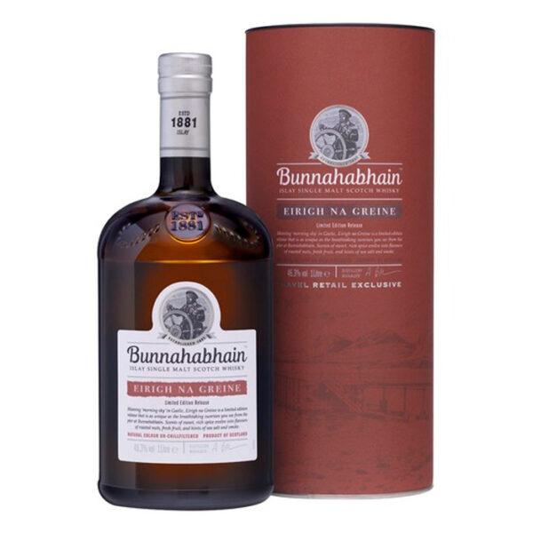 Bunnahabhain Eirich Na Greine Whisky