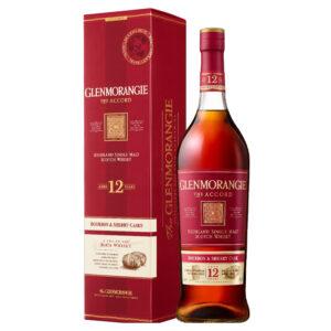 Glenmorangie 12 The Accord Whisky