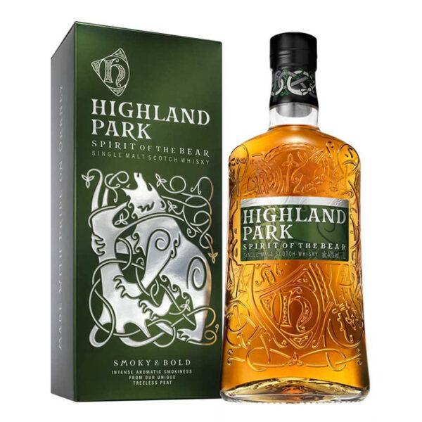Highland Park Spirit Of The Bear Whisky
