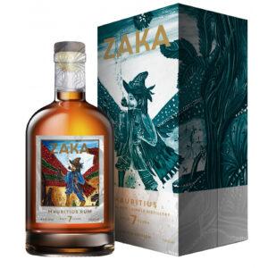 Zaka 7 YO Mauritius Rum