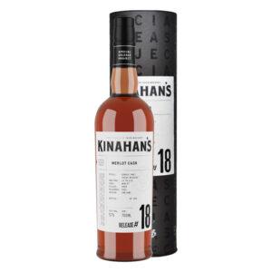 Kinahan's Merlot Whiskey